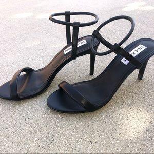 Super sexy and elegant black Heeled Sandals US 8.5